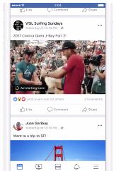 Вставки в видео (в Facebook и Audience Network)